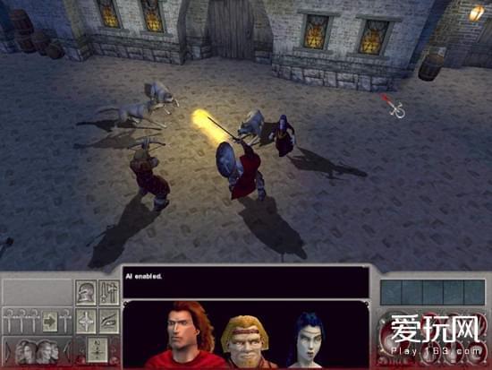 游戏视角可自由调控