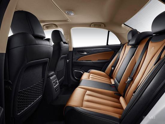 比亚迪新款秦EV450官图 补后预售16万起