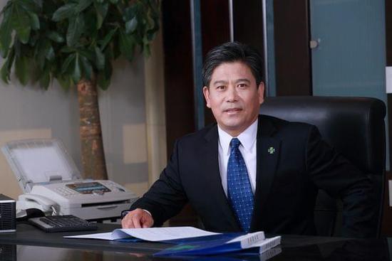 中金所董事长张慎峰将赴证监会任主席助理