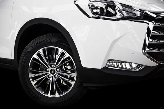 11月16日上市 瑞风S7运动版使用新款轮毂