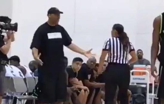 NBA裁判協會噴球爹歧視女性 球爹:然而我並沒有