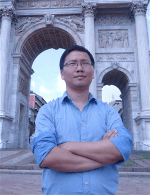 2017中国AI英雄风云榜商业创新人物候选人之李淼