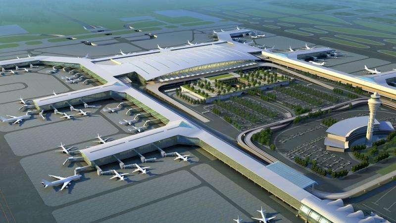 19日起南航及南航系转场至广州白云机场T2航站楼