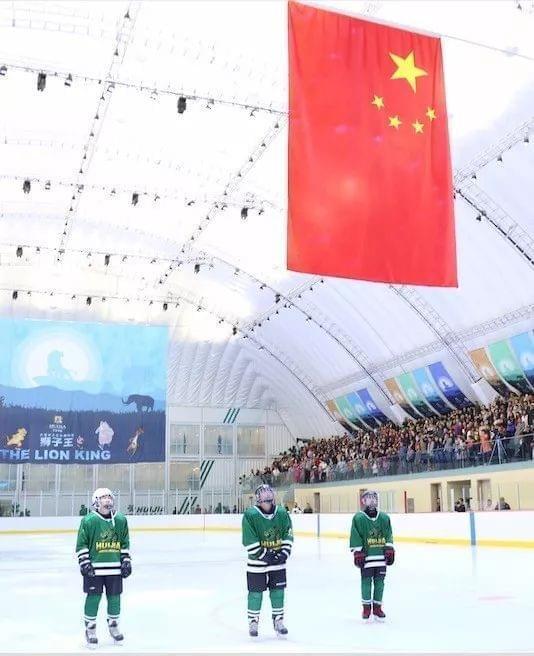 绿雪冰场 几个数字带你了解绿雪Huijia Jadesnow