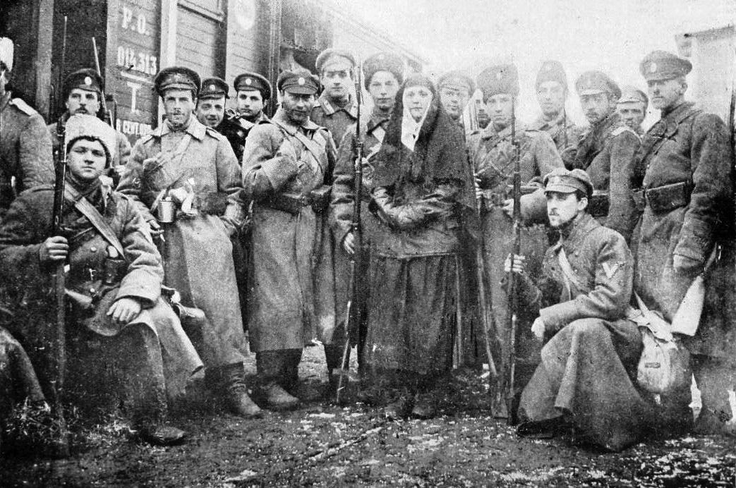 【海军上将】夜幕下的哈尔滨,英国军官见证高尔察克的兴衰史