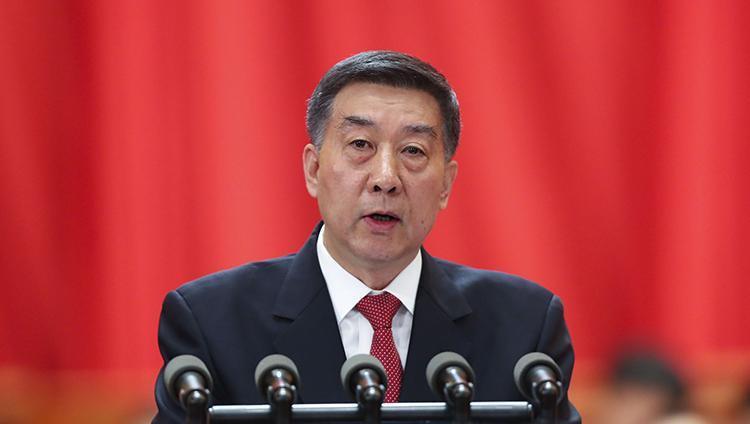 王勇作关于国务院机构改革方案的说明