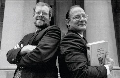 2017年图灵奖公布,两位获奖者都在为Alphabet工作