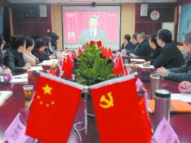 湖南组织宣讲十九大精神:在三湘大地放歌新时代