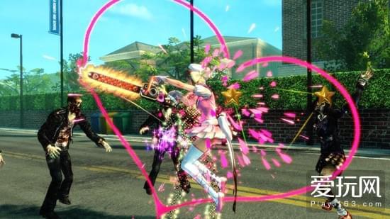游戏史上的今天:荷尔蒙大爆炸《电锯甜心》