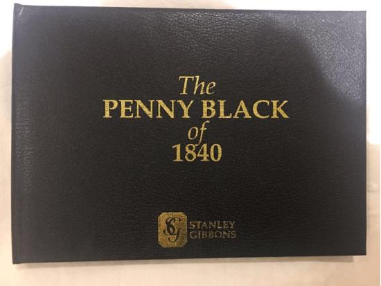 世界上第一批邮票