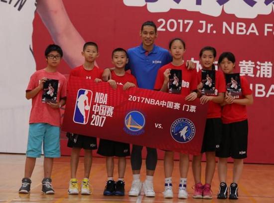 書豪:中國球員在NBA需有耐力 周琦瘦弱非大問題