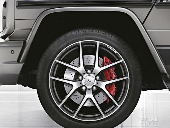 奔驰发布AMG G 65 Exclusive Edition官图