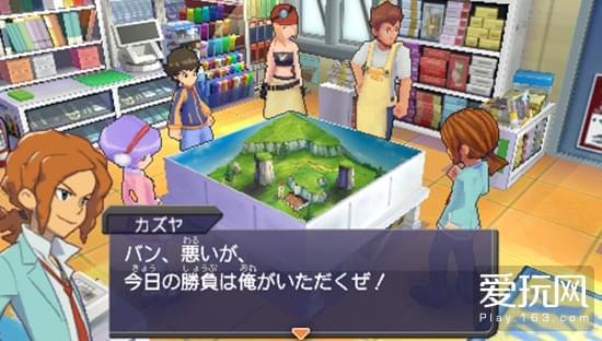 游戏主要分为探索和战斗两部分