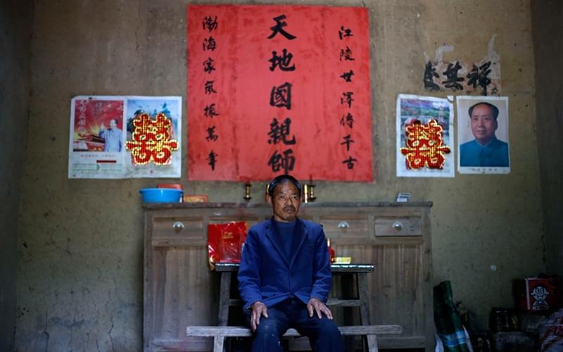 五年了,刘海的心里只装着一件事,就是给孙子说个阴妻。