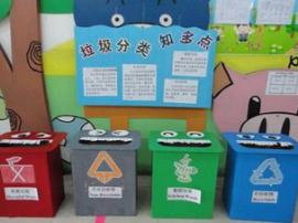 社区投放智能设备分类扔垃圾获积
