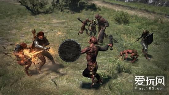 游戏史上的今天:爽快的动作沙盒《龙之信条》