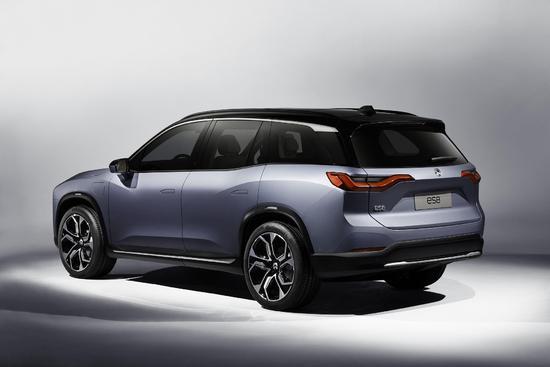 十个问题秒懂 蔚来ES8中大型纯电动SUV