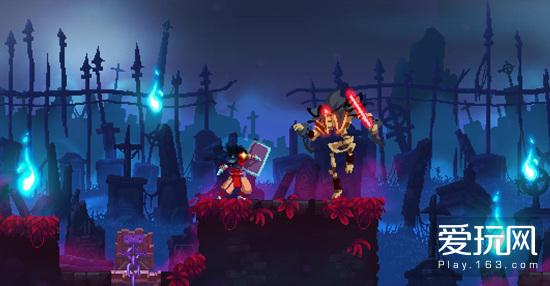 死亡细胞_独立动作游戏《死亡细胞》计划2018年内登陆主机平台