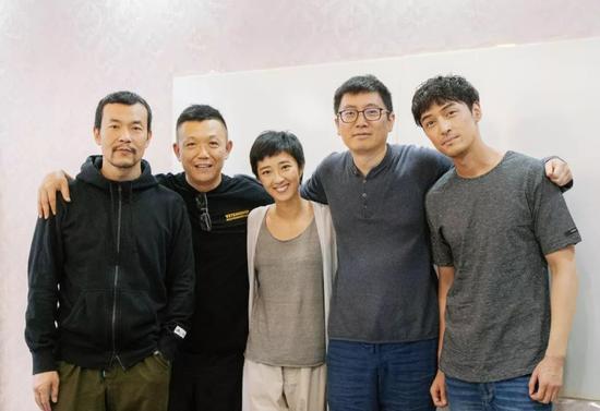 刁亦男新作《南方车站的聚会》 胡歌桂纶镁廖凡万茜主演