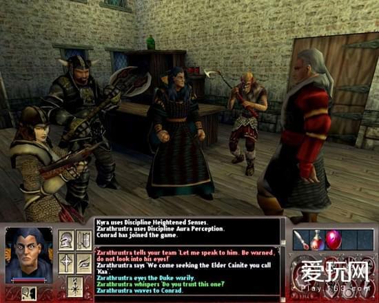 游戏还包含一个多人在线合作模式