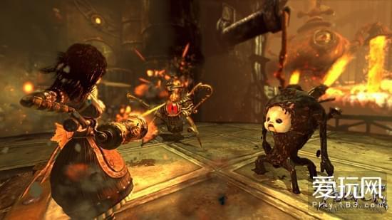 游戏史上的今天:战栗的童话《爱丽丝:疯狂回归》