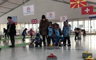 亚博体育app下载ios开展冬季亲子运动会 助力