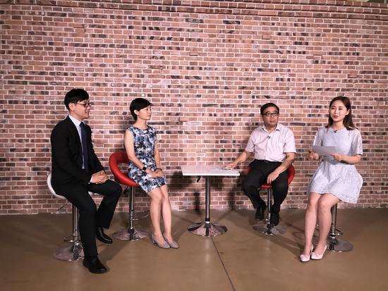 杨康晓、邢建军、李茁做客网易直播间