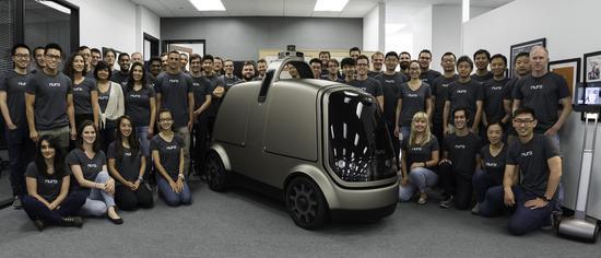 独家 Nuro推出全自动L4无人配送车 要颠覆美国物流业