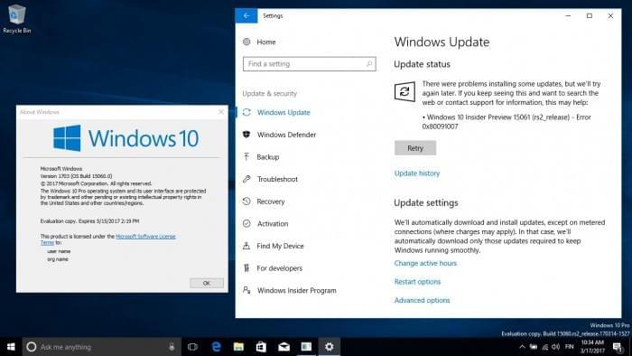 Win10 Build 15061发布:修复播放MP4文件图像扭曲问题的照片 - 7