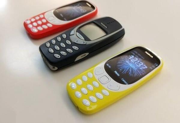 时隔17年情怀 新款诺基亚3310再次来袭的照片 - 3