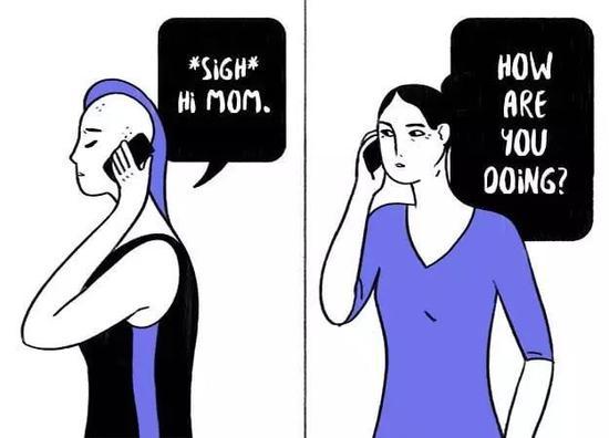 漫画:有同理心的家长与普通家长的区别
