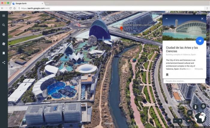全新Google Earth发布 本周登陆移动/桌面平台的照片 - 2