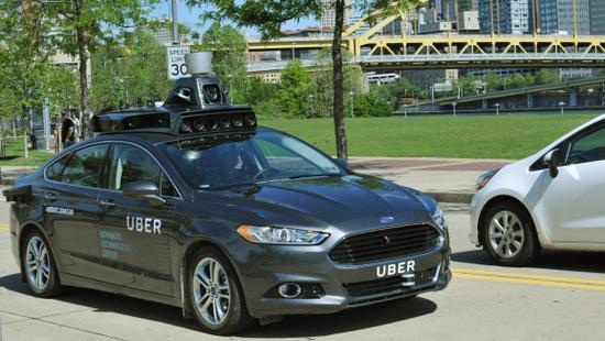 Uber在多倫多投資1.5億美元 仍在堅持無人駕駛業務