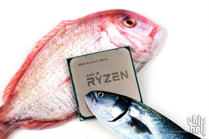 锐龙 AMD Ryzen 7 1800x 评测的照片 - 8