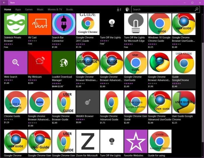Windows 10 S杀手锏Windows Store反成最大败笔的照片