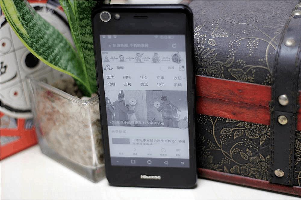 一机双屏 任我读行:海信双屏手机A2评测的照片 - 15