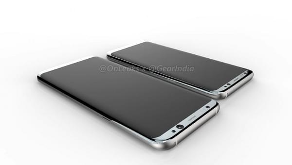三星 Galaxy S8 / S8 Plus 渲染图曝光: 指纹传感器在哪?的照片 - 4