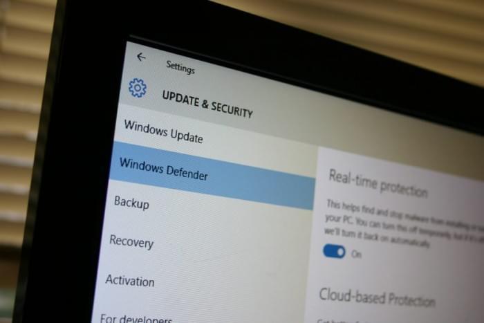 微软最新白皮书:Windows Defender杀毒你值得拥有的照片 - 1