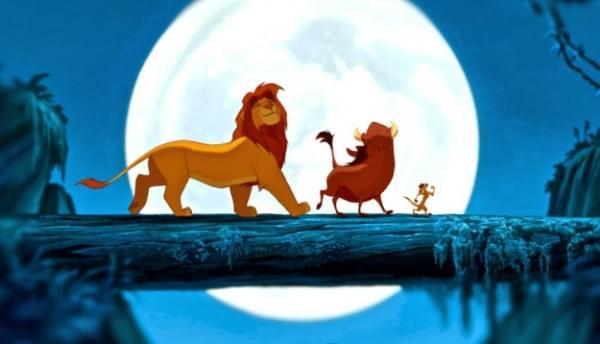 迪斯尼证实将翻拍经典动画电影《狮子王》的照片