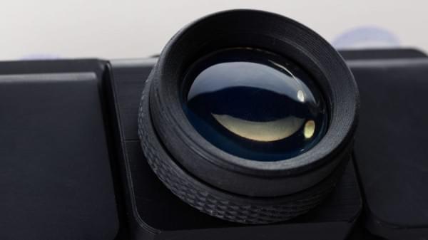 SLO:连镜头和快门都是3D打印的35mm胶卷相机的照片 - 2