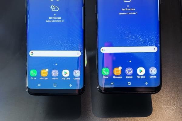 三星Galaxy S8/S8+上手体验的照片 - 2