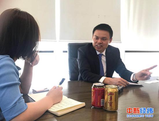 加多宝总裁李春林:红罐之争尘埃落定