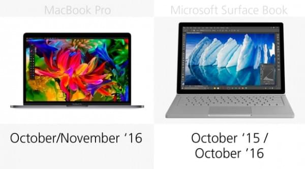 MacBook Pro和Surface Book终极对比的照片 - 26