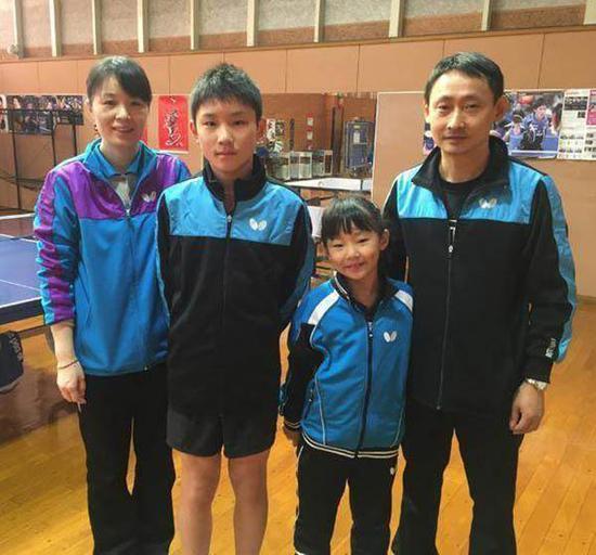 日本组建U7与国乒拼未来 主帅:只靠雕虫小技赢不了