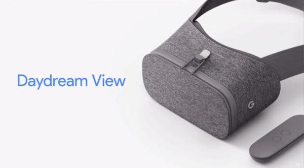谷歌首款Daydream VR头盔正式登场 仅售79美元的照片 - 1