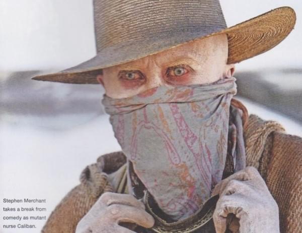 《金刚狼3》公布反派剧照的照片 - 4
