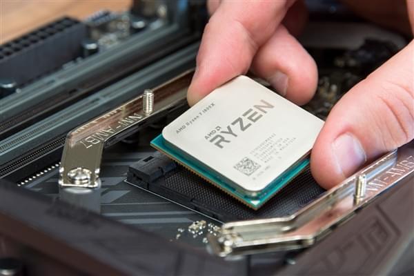 AMD Ryzen最大性能短板坐实的照片 - 1