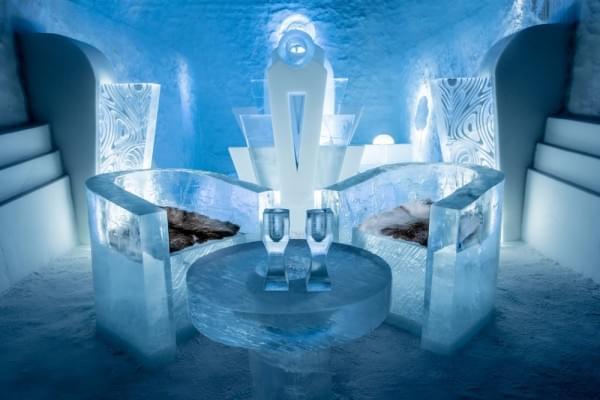 全年开放的瑞典冰酒店Icehotel 365即将开业的照片 - 14