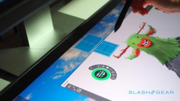 宣战Surface Studio:戴尔推Canvas 售价1799美元的照片 - 6