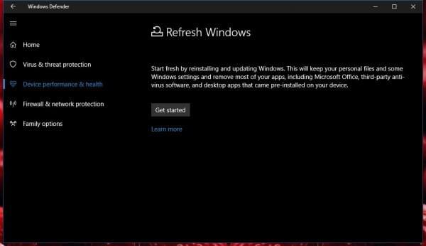 Windows 10的防病毒软件在RedStone 2中将获得重大升级的照片 - 4